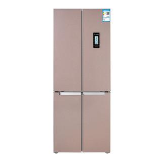 BOSCH 博世 BCD-452W(KMF46A66TI) 混冷十字对开门冰箱 452L 玫瑰金