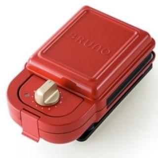BRUNO BOE050 三明治机 复古红 Mini全套