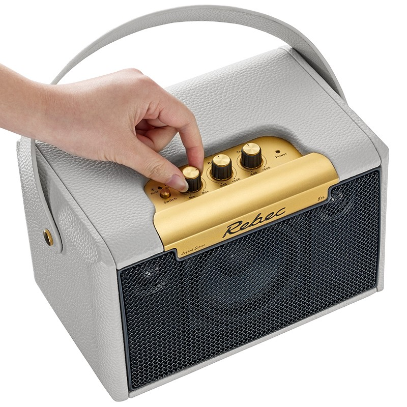 Rebec 雷贝琴 E3b 无线蓝牙 Hi-Fi音箱