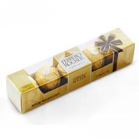 FERRERO ROCHER 费列罗 榛果威化糖果巧克力 3粒