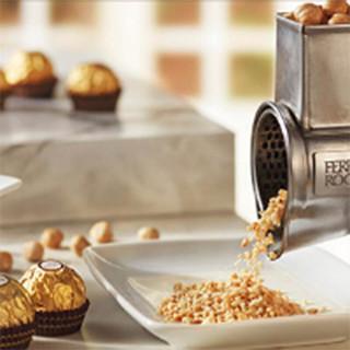 FERRERO ROCHER 费列罗 榛果威化巧克力 8粒 100g 心形礼盒装