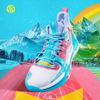 361° 361度 AG1Pro碳板 戈登签名篮球鞋 彩虹冰山配色