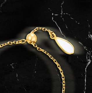 MONOLOGUE 独白 玛格丽特系列 MU385 女士雏菊18K金钻石戒指