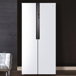 Haier 海尔 BCD-452WDPF 单循环 风冷对开门冰箱 452L 白色