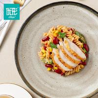直播专享:ishape 优形 即食鸡胸肉 速食鸡肉零食 6袋