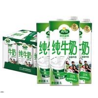 Arla 爱氏晨曦 全脂纯牛奶 1L*6盒