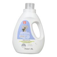 gb 好孩子 酵素系列 婴儿多效洗衣液 水果香型 1.3L