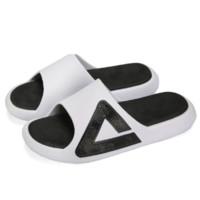 PEAK 匹克 态极系列 男子拖鞋 E92037L 白色/黑色 41