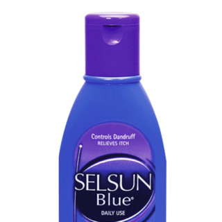 Selsun 紫瓶控油去屑洗发水 200ml