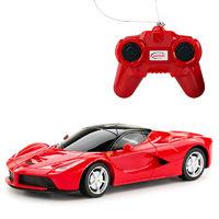 RASTAR 星輝 1/24 48900 法拉利laferrari 遙控車 19.5*8.3*4.5cm 紅色