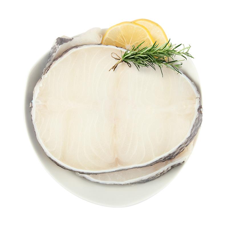 我爱渔 银鳕鱼块 50g*5块
