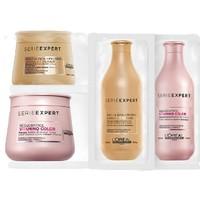 天猫U先:LorealPro 欧莱雅PRO 致臻洗发水+发膜+炫色洗发水+发膜
