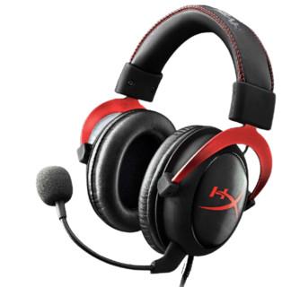 HYPERX HX-HSCA  头戴式耳机 飓风黑红 虚拟7.1声道