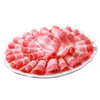 浩渔郎 原切羊肉片 2500g