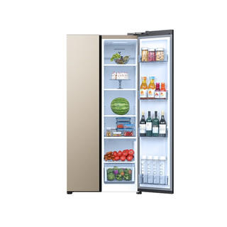 VIOMI 云米 BCD-525WMLA(U2) 风冷对开门冰箱 525L 金色