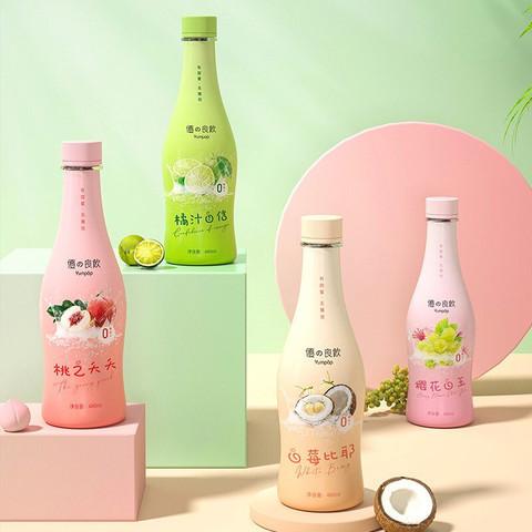 苏打气泡水380ml*6瓶