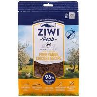 PLUS会员:ZIWI 滋益巅峰 无谷风干鸡肉猫粮 1kg