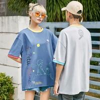 EPTISON 衣品天成 BMT096H  小王子联名 情侣款短袖