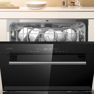 Midea 美的 K2 嵌入式洗碗机 10套 黑色
