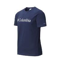 20日0点:Columbia 哥伦比亚 PM3451464 男子透气短袖T恤