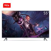 TCL 55Q10E 液晶电视 55英寸 4K
