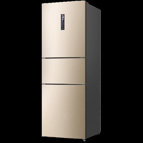 Hisense 海信 BCD-239WYK1DPS 单循环 风冷三门冰箱 239L 金色