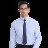 MatchU 码尚 男士牛津长袖衬衫