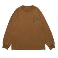 SOULGOODS 灵魂虎 蝈蝈 18005-1 男士长袖T恤