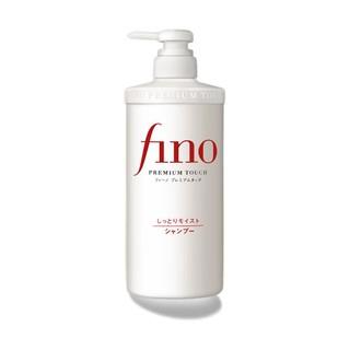Fino 芬浓 FINO洗发水女顺滑柔顺芬浓洗护发素控油去油去屑渗透滋养洗护套装