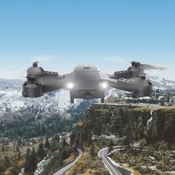 Attop 雅得 Attop/一抛即飞折叠无人机 航拍WIFI高清720p重力感应四轴飞行器