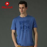 Marmot 土拨鼠 N44259 户外运动速干T恤