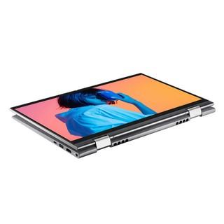 DELL 戴尔 灵越 14 5410 14.0英寸 二合一笔记本电脑 银色(酷睿i3-1125G4、核芯显卡、8GB、256GB SSD、1080P、IPS、Ins 14MF Pro-R7305TS)