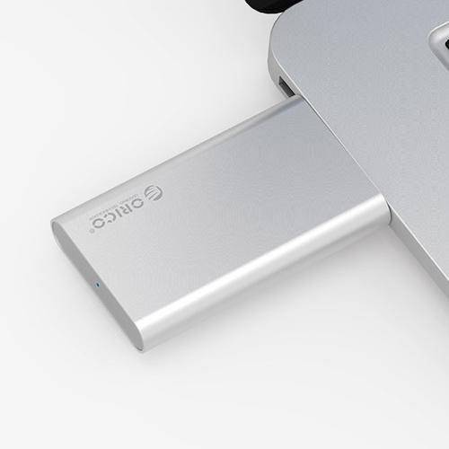 ORICO 奥睿科 迷你 mSATA 固态硬盘盒