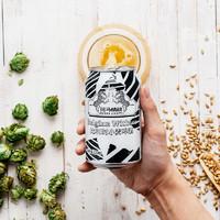 Zebra Craft 斑马精酿 比利时风味小麦啤酒 330ml*12罐装