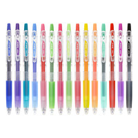 PILOT 百乐 LJU-10UF Juice彩色按动中性笔 0.38mm 单支装 24色可选