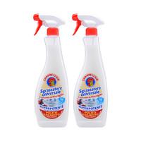 黑卡会员:CHANTE CLAIR 大公鸡头 大公鸡管家 厨房油污净清洁剂 625ml*2瓶