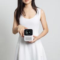 万播  T2 Max 智能投影仪