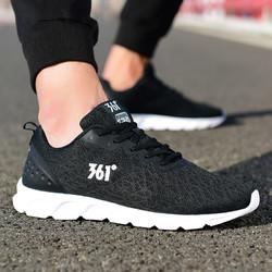 361° 361度 671912261F 男款运动跑鞋