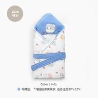 L-LIANG 良良 夏季新生婴儿包被
