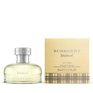 BURBERRY 博柏利 周末女士浓香水 EDP