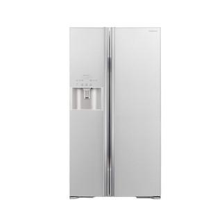 HITACHI 日立  R-SBS2100C 风冷对开门冰箱 598L 水晶白色