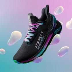 361° 361度 361男鞋运动鞋2021春夏新款跑鞋361度官方Q弹减震防滑跑步鞋男士
