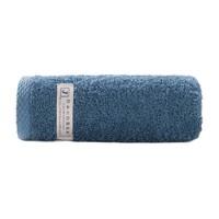 洁玉 纯棉毛巾 32*70cm 90g 蓝色