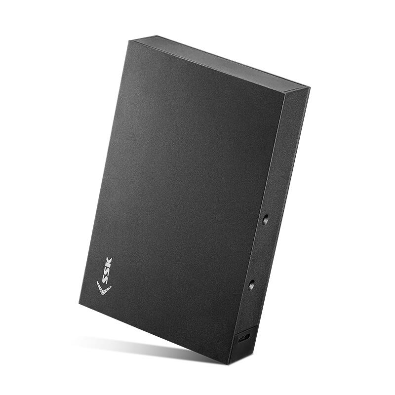 SSK 飚王 HE-G3000 3.5英寸移动硬盘盒 USB3.0