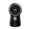 LEXY莱克 暖风机NF5智能办公室浴室家用节能小型取暖器空气净化冷暖两用 黑色