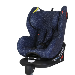 gb 好孩子 CS768-N021 安全座椅 0-7岁 蓝色满天星