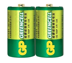 GP 超霸 燃气灶热水器专用电池*2粒