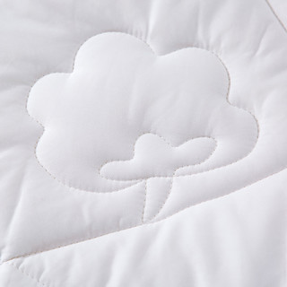 LOVO 乐蜗家访 100%新疆棉花填充全棉面料柔软棉花床垫 150*200