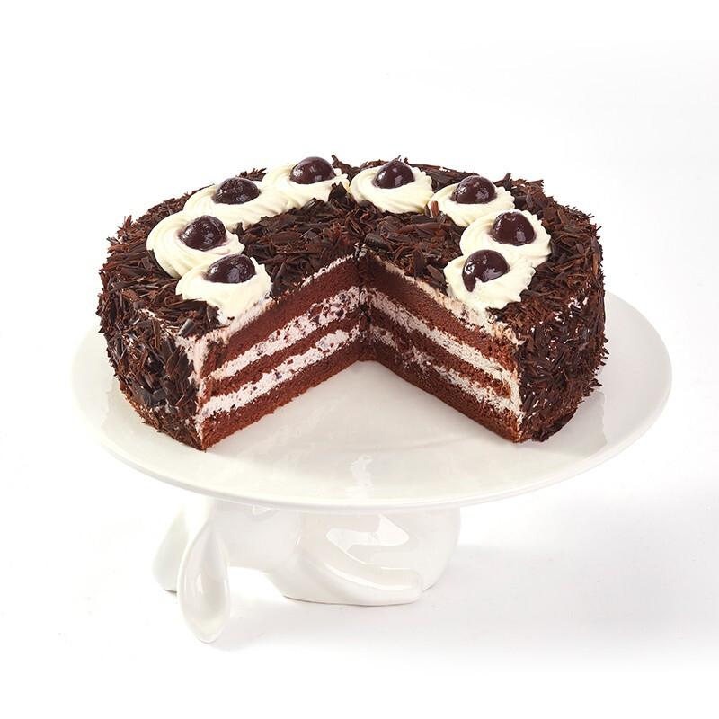 PLUS会员 : 奥昆 黑森林慕斯蛋糕 650g