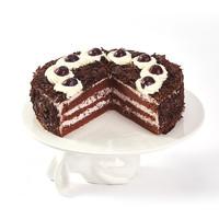 PLUS会员:奥昆 黑森林慕斯蛋糕 650g 生日蛋糕